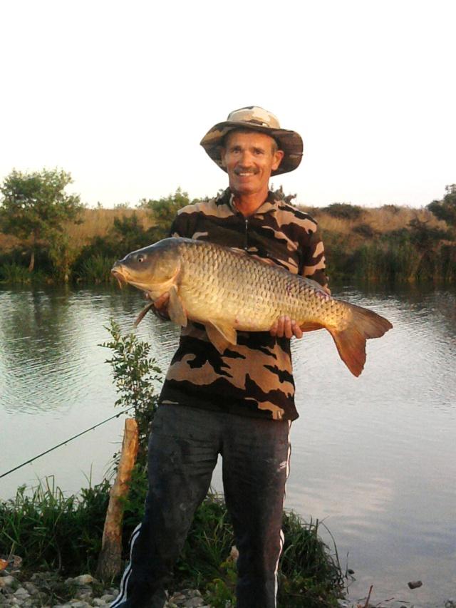 Pêche sur l'hérault Photo020