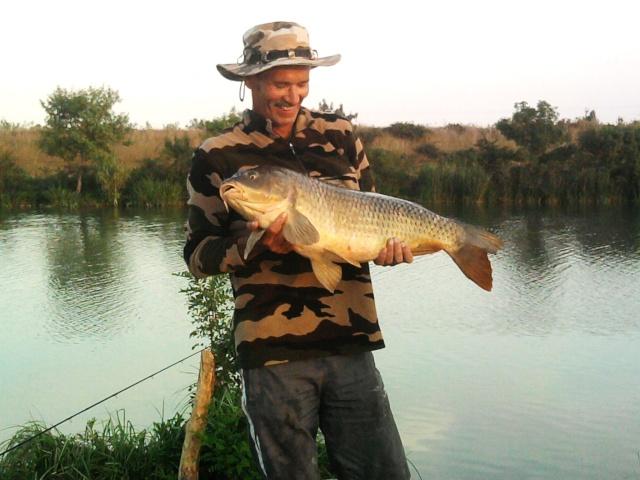 Pêche sur l'hérault Photo023