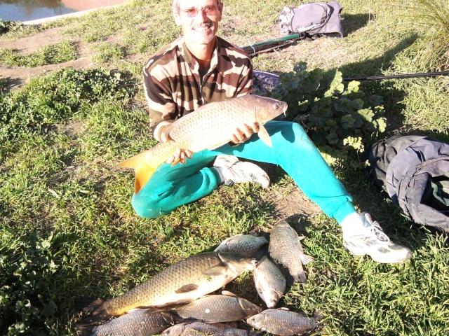 Pêche sur l'hérault Photo025