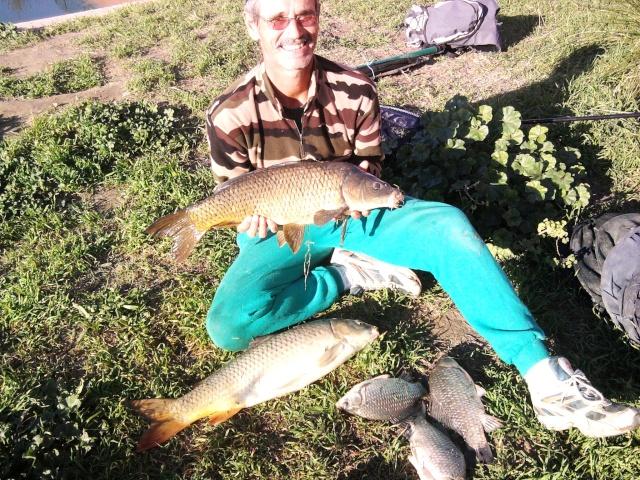 Pêche sur l'hérault Photo026