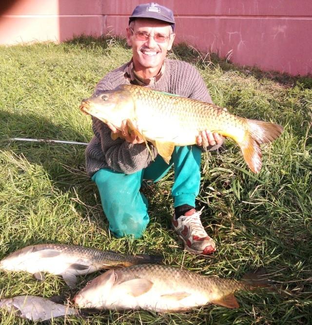 Pêche sur l'hérault Photo028