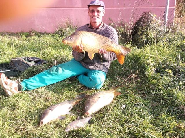Pêche sur l'hérault Photo029