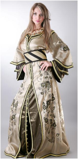 Vêtement  Mode - Caftan mode modernité 1610