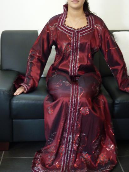 Vêtement  Mode - Caftan mode modernité 9810