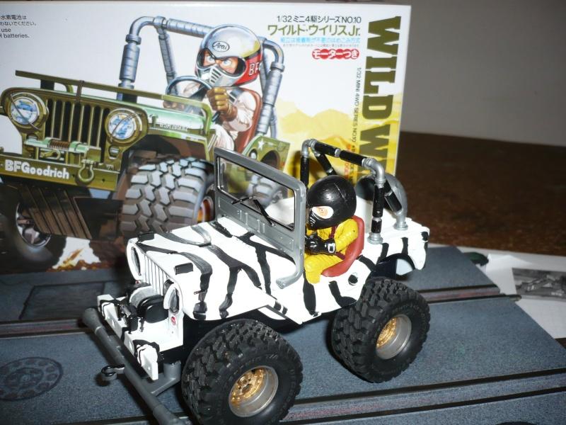 Kinderbausatz tamyia Jeep erstaunlich gut Bauerh12
