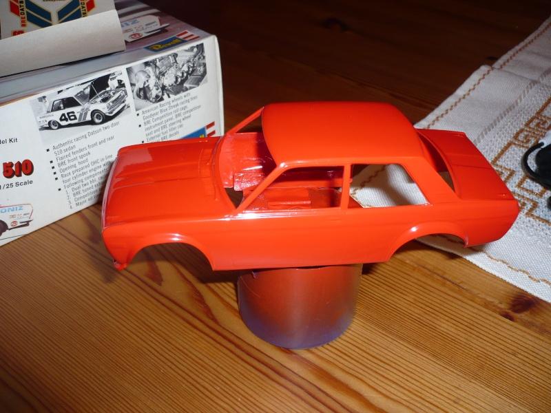 Datsun BRE 1:24    Slotra11