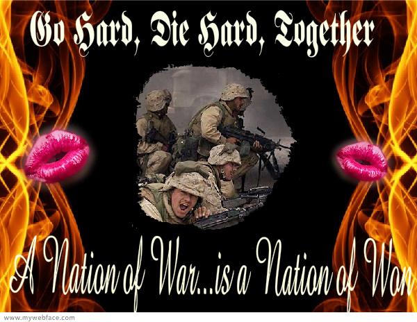 Nation of War