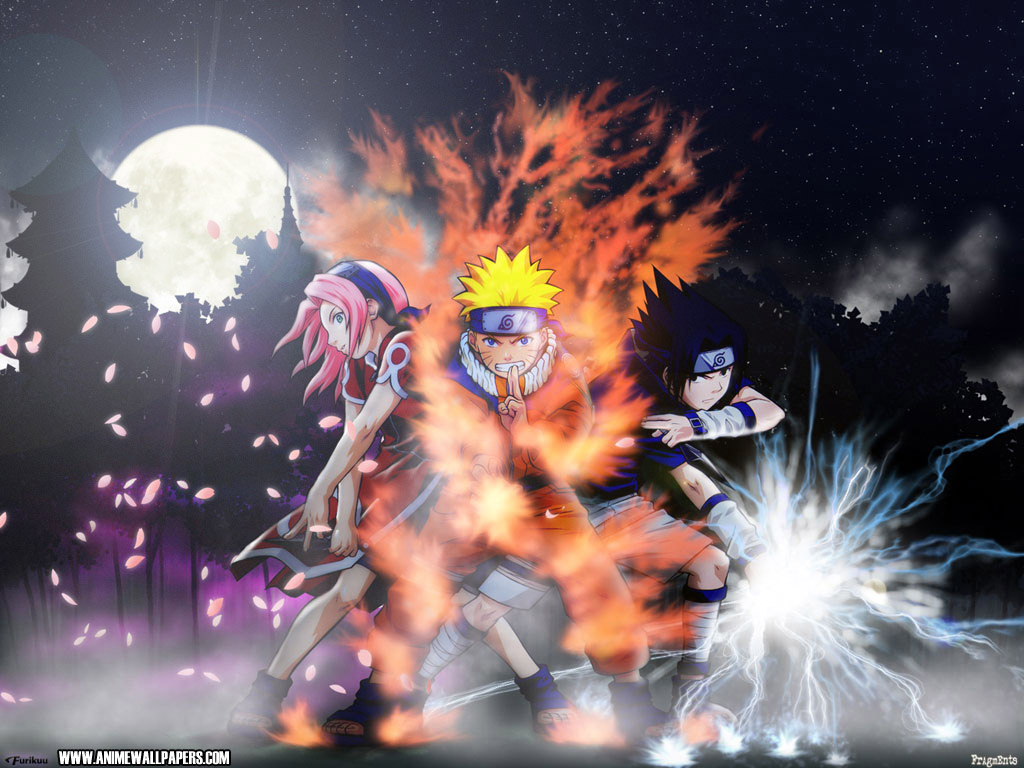 Naruto Game RPG
