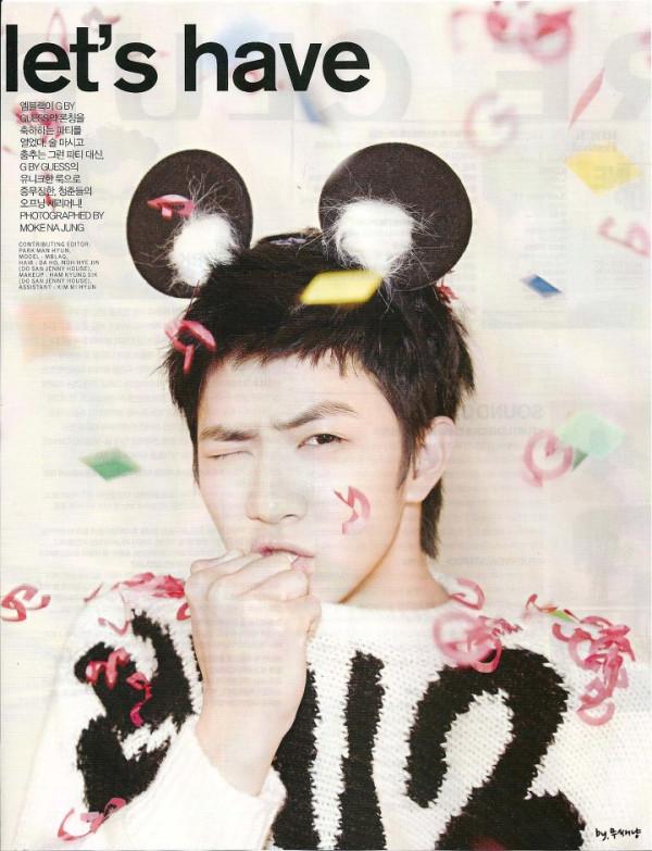 [19.06] MBLAQ pour Nylon Magazine 122