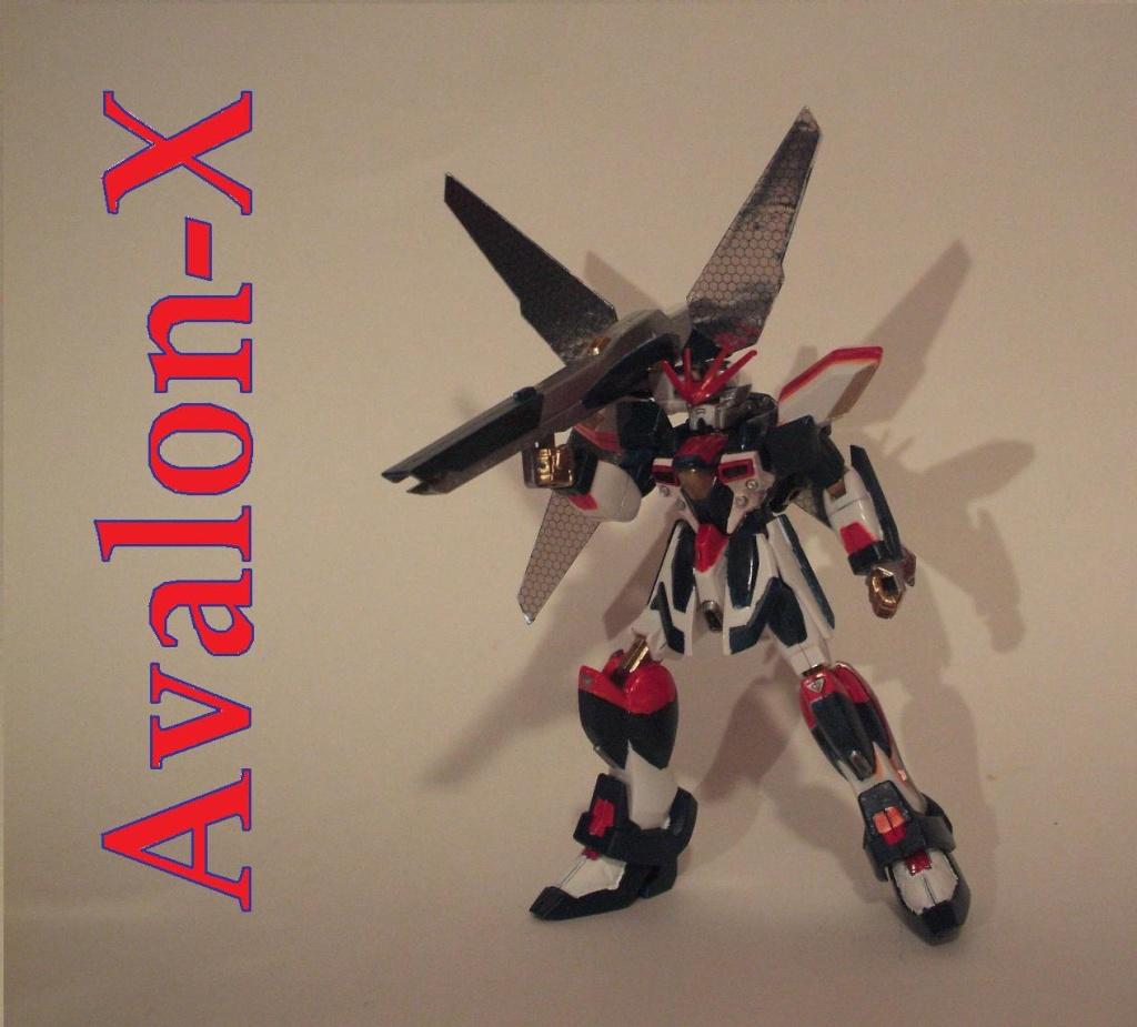 British Gundam Avalon-X Avalon12