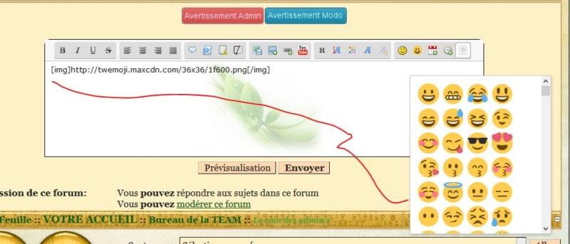 *RESOLU* [PHPBB2] Correctif pour : Interdire copier/coller de Google directement sur le forum Captur13