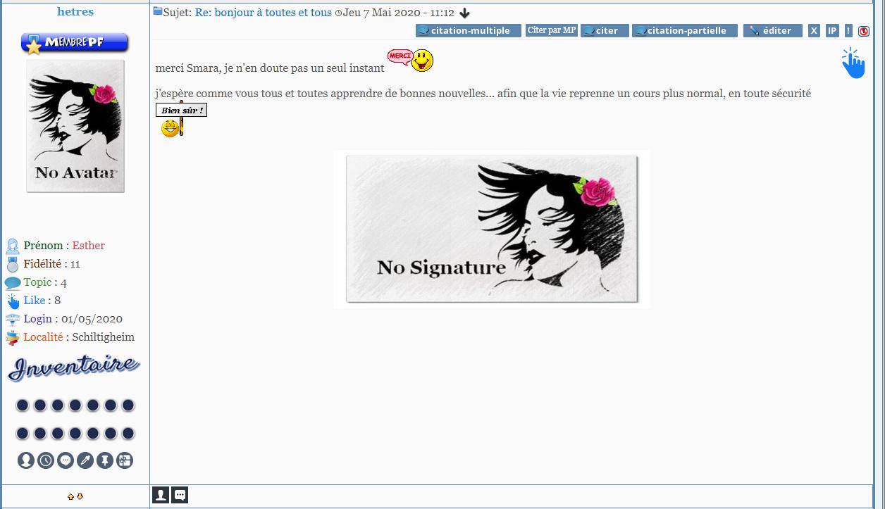La signature ne s'affiche pas sur le 1er post Img211