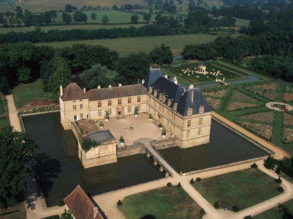 Chateau de Cormatin Cormat10