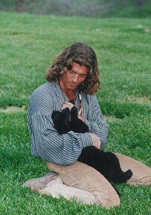 Joe et ses chiens Billie10