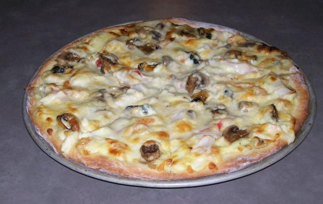 Pizza au fruits de mer Pizza_12