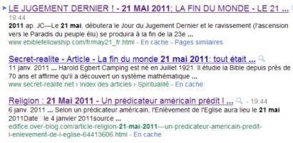 FAUSSE LA RUMEUR VOULANT QUE JÉSUS SOIT DE RETOUR LE 11 MAI 2011 ! 11_mai11