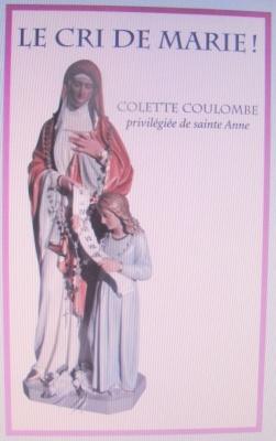 Colette Coulombe, ce phénomène mystique ! Colett19