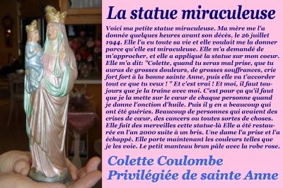 Les faveurs de Sainte Anne à Colette Coulombe ! Colett30