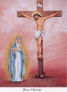 Prière dictée à Delmis, Carmélite du Coeur Immaculé de Marie ! Jesus-10