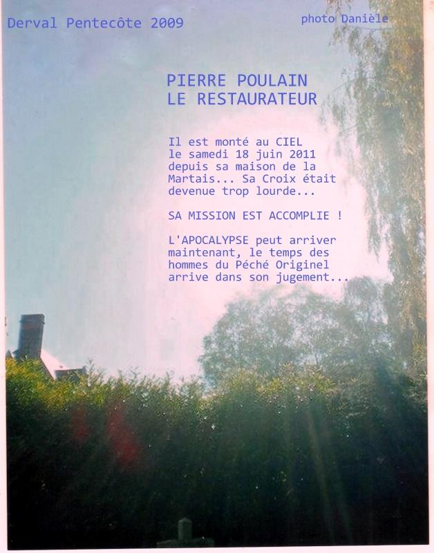 Pierre Poulain, le fondateur de la secte de Derval, est mort ! Soleil10