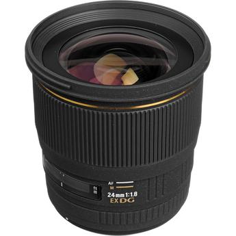 Test : Sigma 24mm F1.8 DG EX 46345110