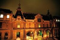 1 er, 2 ème, 3 ème et 4 ème arrondissements reservés au prince de la ville (appelés la cour) Louvre10