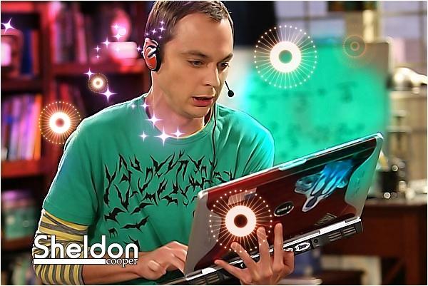 Sheldon Cooper Art Sheldo10