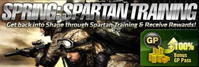 Spring: Spartan Training - Evento Sparta10