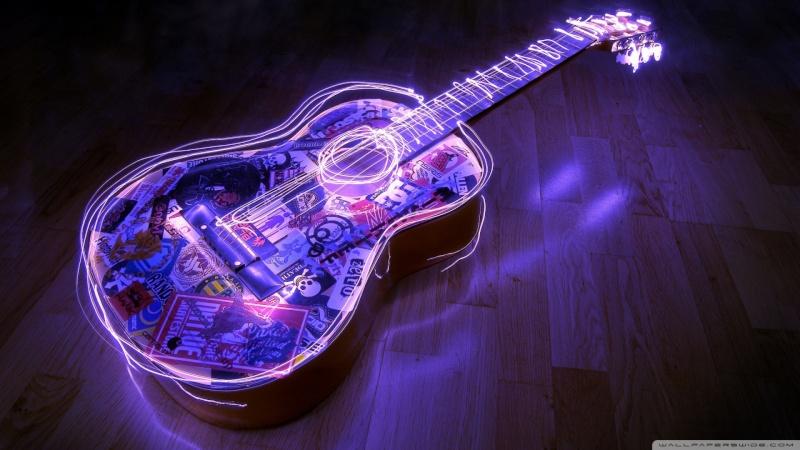 Instrumente muzicale Guitar10