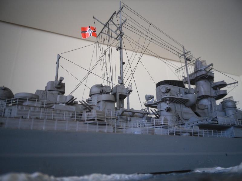 Tirpitz 1/350 Academy - Page 3 Tirpit13