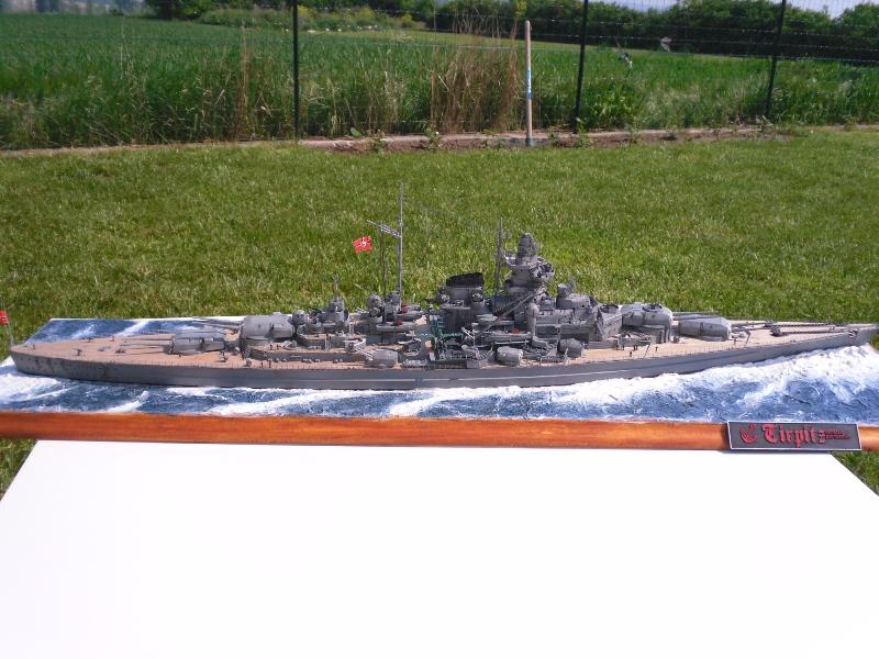 TIRPITZ 1/350 ACADEMY  Tirpit30