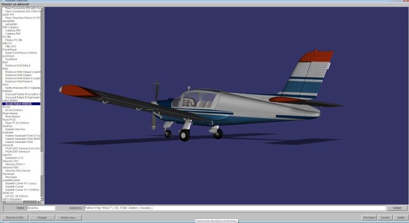 Comment je met une ombre à mes avions dans FlightGear (shadow). 2_test10