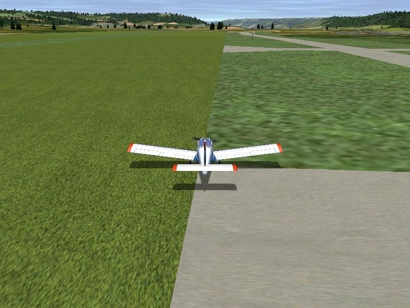 Comment je met une ombre à mes avions dans FlightGear (shadow). Fgfs-114