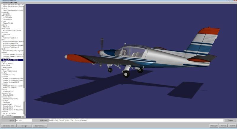 Comment je met une ombre à mes avions dans FlightGear (shadow). Test_o10