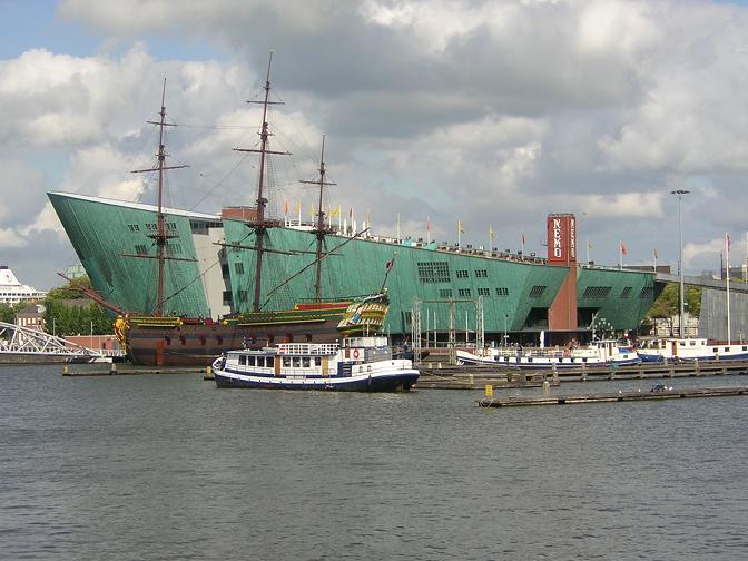 Navigation Amsterdam Dyn00810