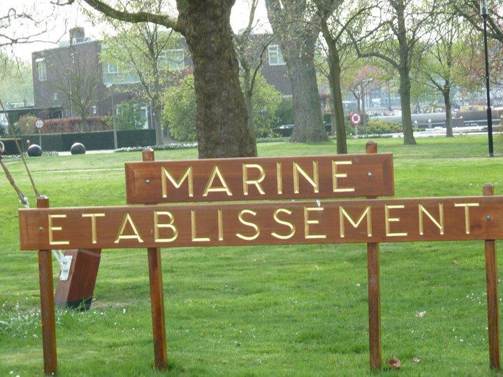 Navigation Amsterdam Marine10
