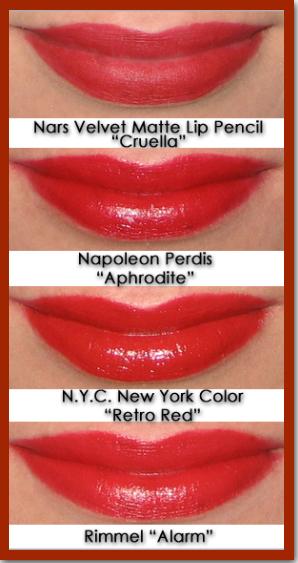 Quel rouge à lèvres ROUGE choisir selon son teint? Red-li10