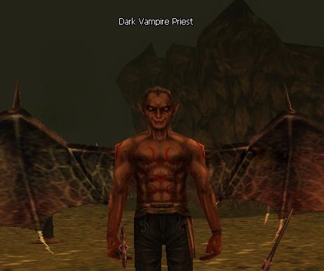 [Mob] Dark Vampire Priest - lvl 106 - Magic 11-06110