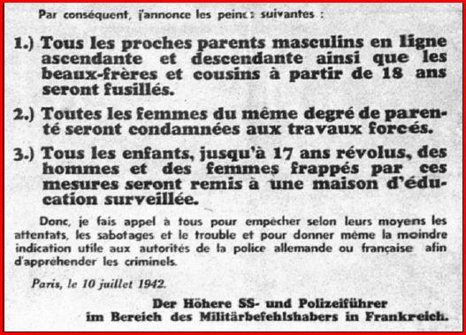 Libération de Paris Hommage à TAnita l'Amazone Volontaire Résistante  Captur10