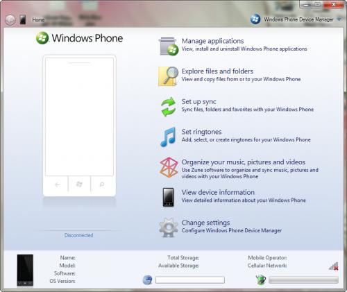[ASTUCE NODO] Faire une capture d'écran de nos WindowsPhone7 2011-011