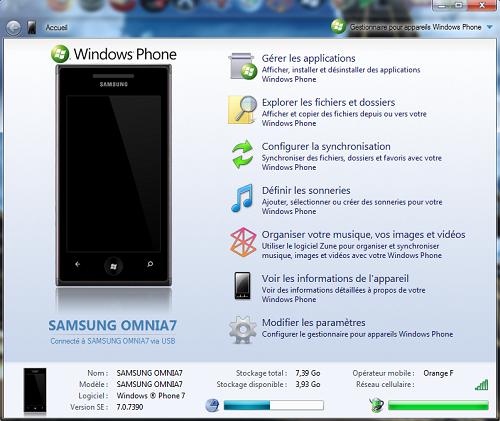 [ASTUCE NODO] Faire une capture d'écran de nos WindowsPhone7 310