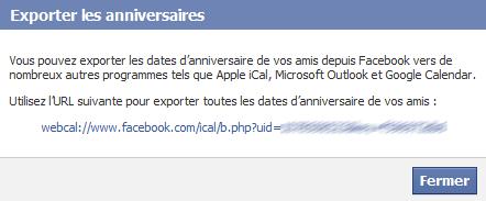 [TUTO] Anniversaires FaceBook dans votre calendrier WP7 312