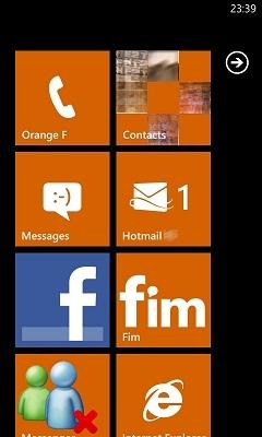 [ASTUCE NODO] Faire une capture d'écran de nos WindowsPhone7 Screen12