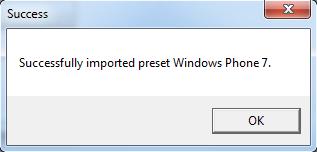 [TUTO] Encoder une vidéo HD pour votre WP7 Vidcod11