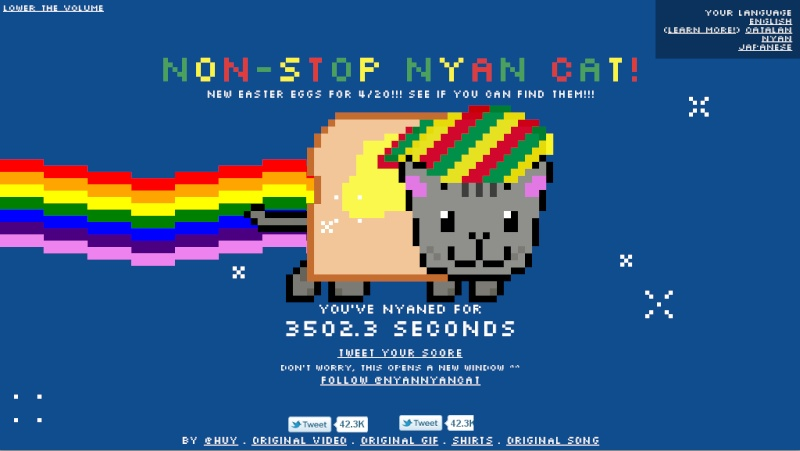 Nyan CAT Nyan_c11