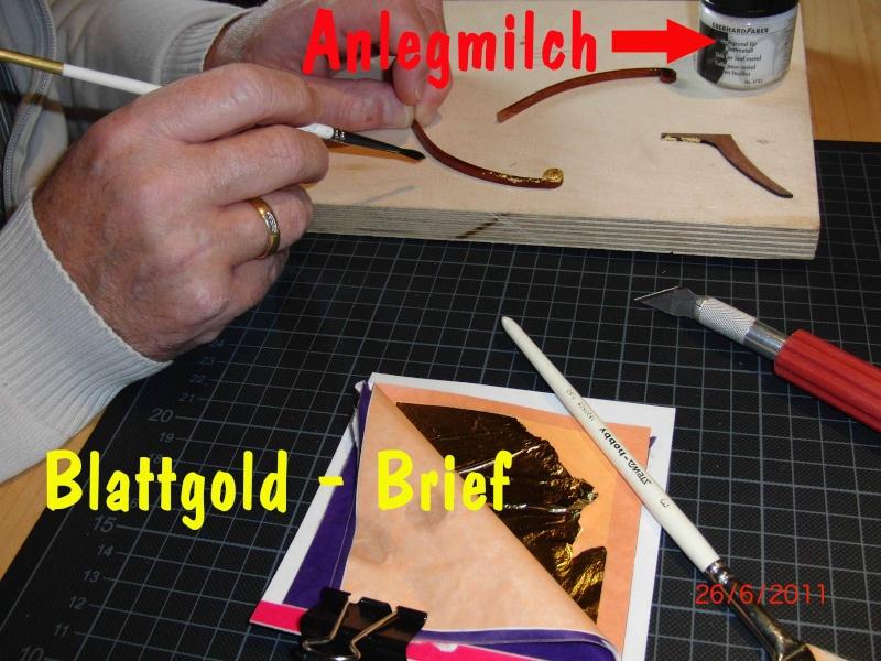 Huberts Baubericht Victory aus Holz A-gold12