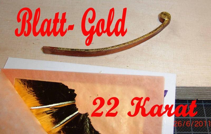 Huberts Baubericht Victory aus Holz A-gold16