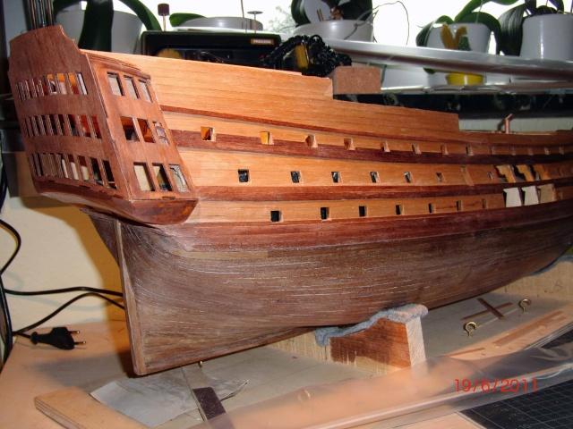 Huberts Baubericht Victory aus Holz Deck-f10