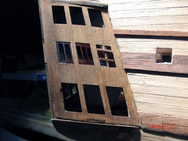 Huberts Baubericht Victory aus Holz Deck-f11