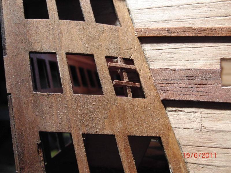 Huberts Baubericht Victory aus Holz Deck-f12